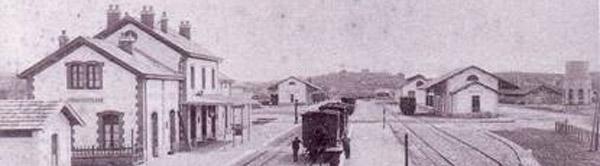 gare de Draguignan
